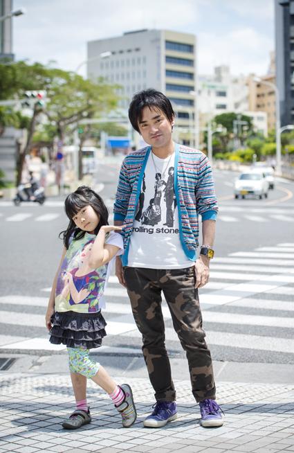 鶴田みゅう&光介